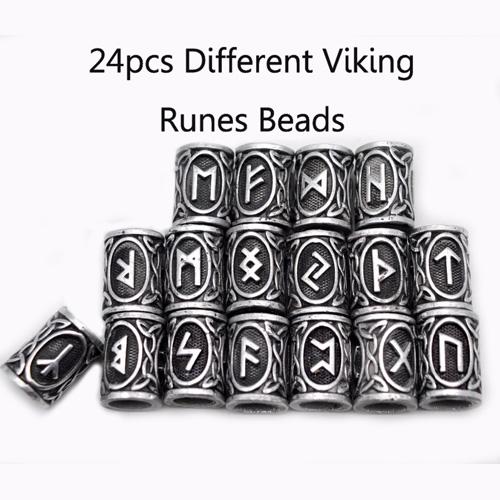Rune Charm Beads