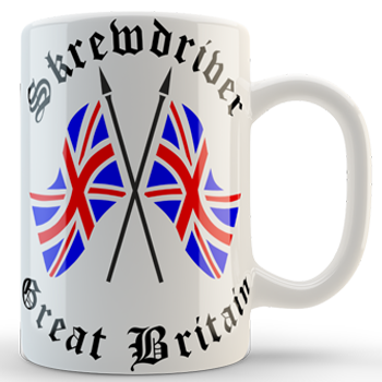 Skrewdriver Great Britain