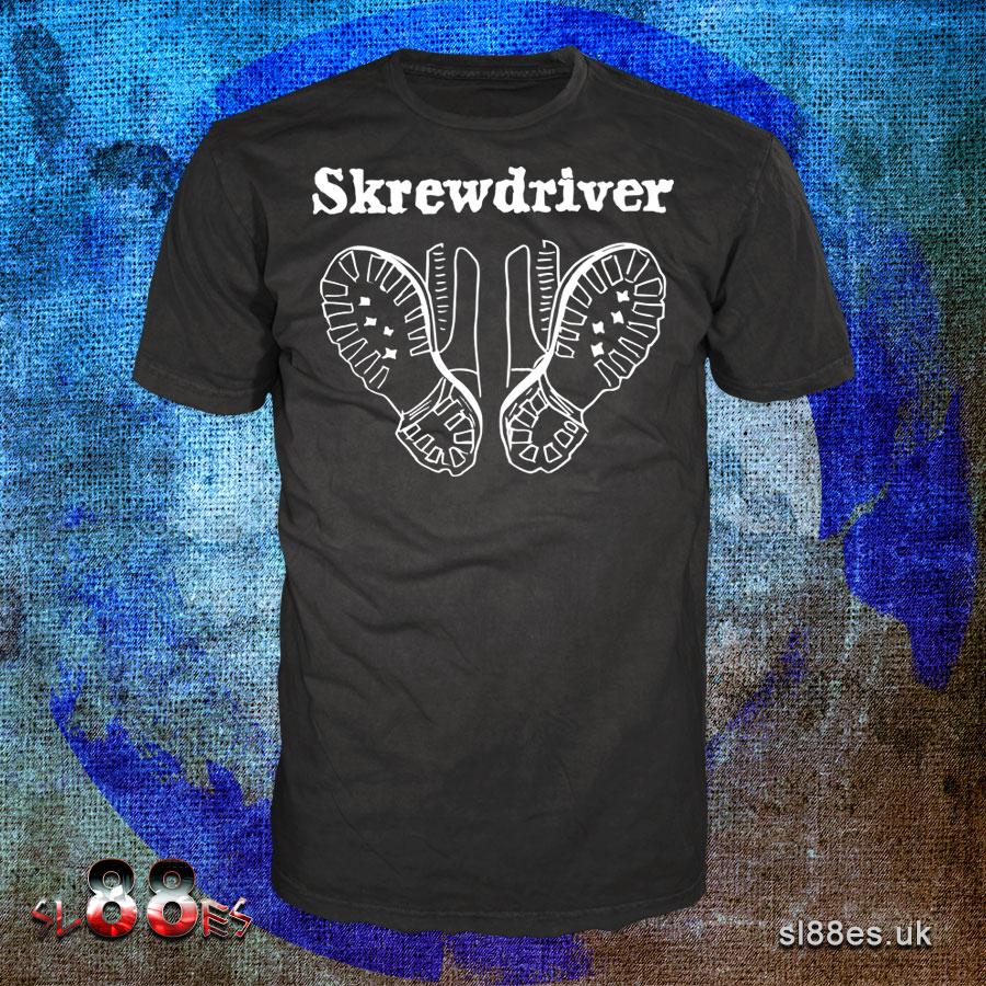 Skrewdriver Boots