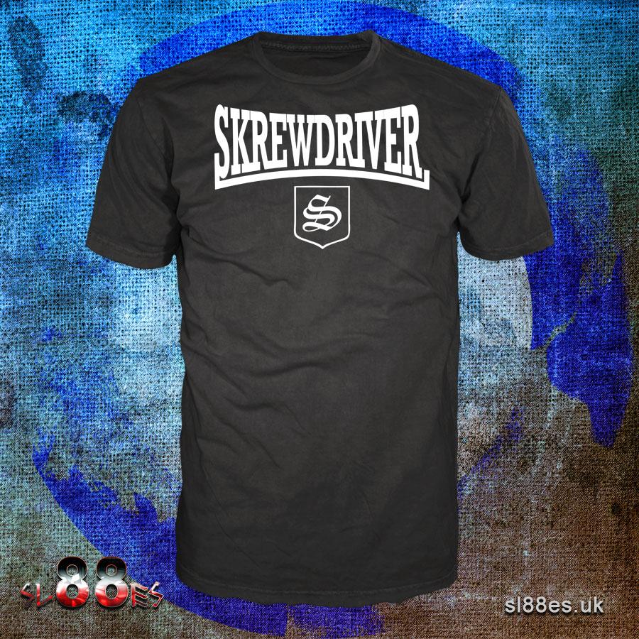 Skrewdriver Sheild
