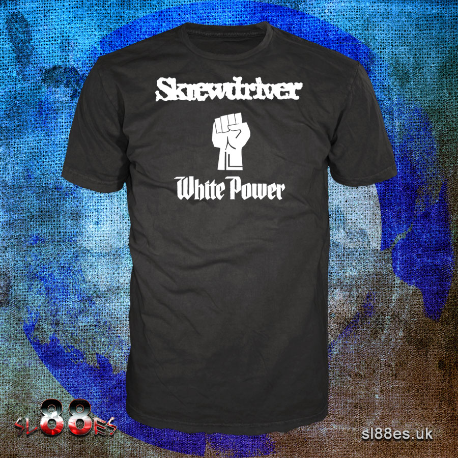 Skrewdriver White Power