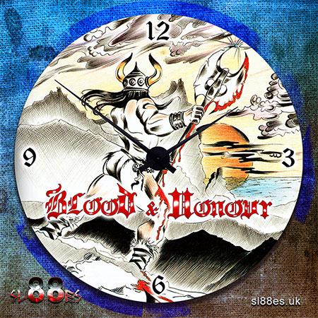 B&H Wall Clock