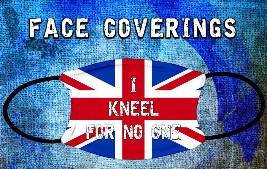 Union: I Kneel For No One