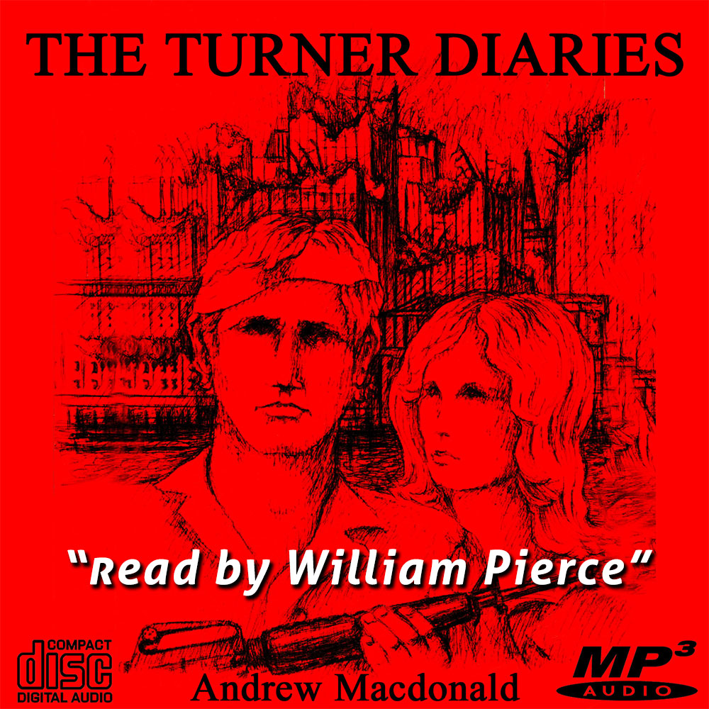 The Turner Diaries – Audio Book